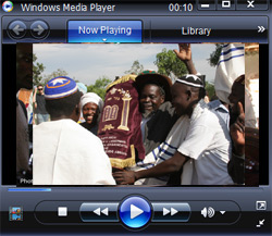Watch video compilation of Torah delivery